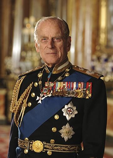 HRH Prince Philip, The Duke of Edinburgh